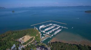 Ao Po Grand Marina - Image courtesy of Lee Marine International Marine Brokerage. Photographer: Jim Poulsen