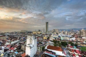 Georgetown, Penang - Photo by Tuah Roslan/shutterstock.com