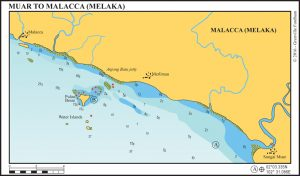 Muar to Malacca (Melaka)