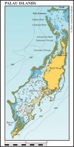 Palau islands