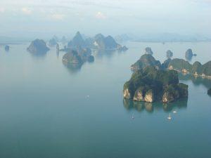 North Phang Nga Bay | Photo by Bill O'Leary