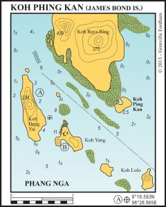 Koh Phing Kan (James Bond Island)