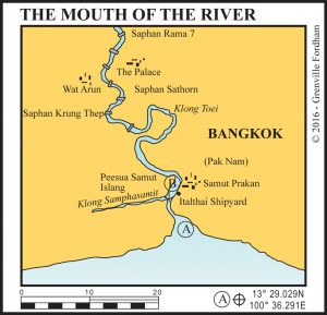 The Mouth of the River
