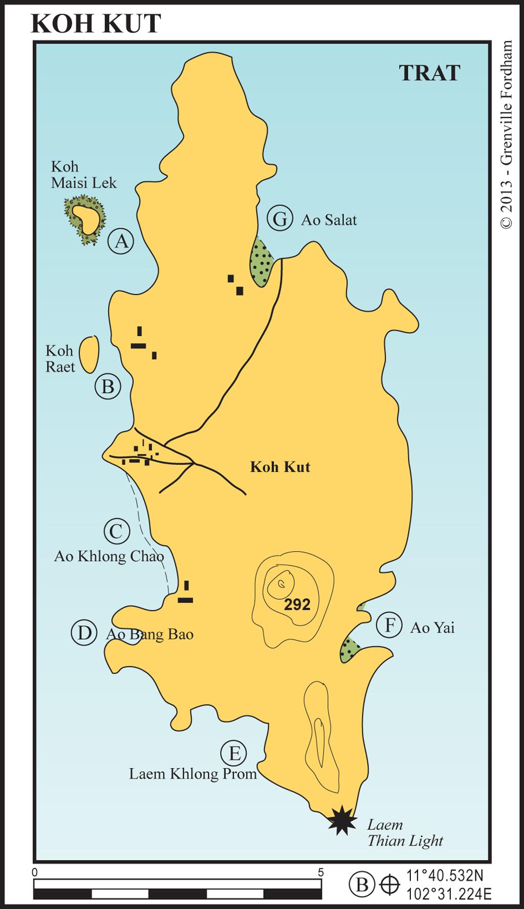 Koh Kut Archipelago