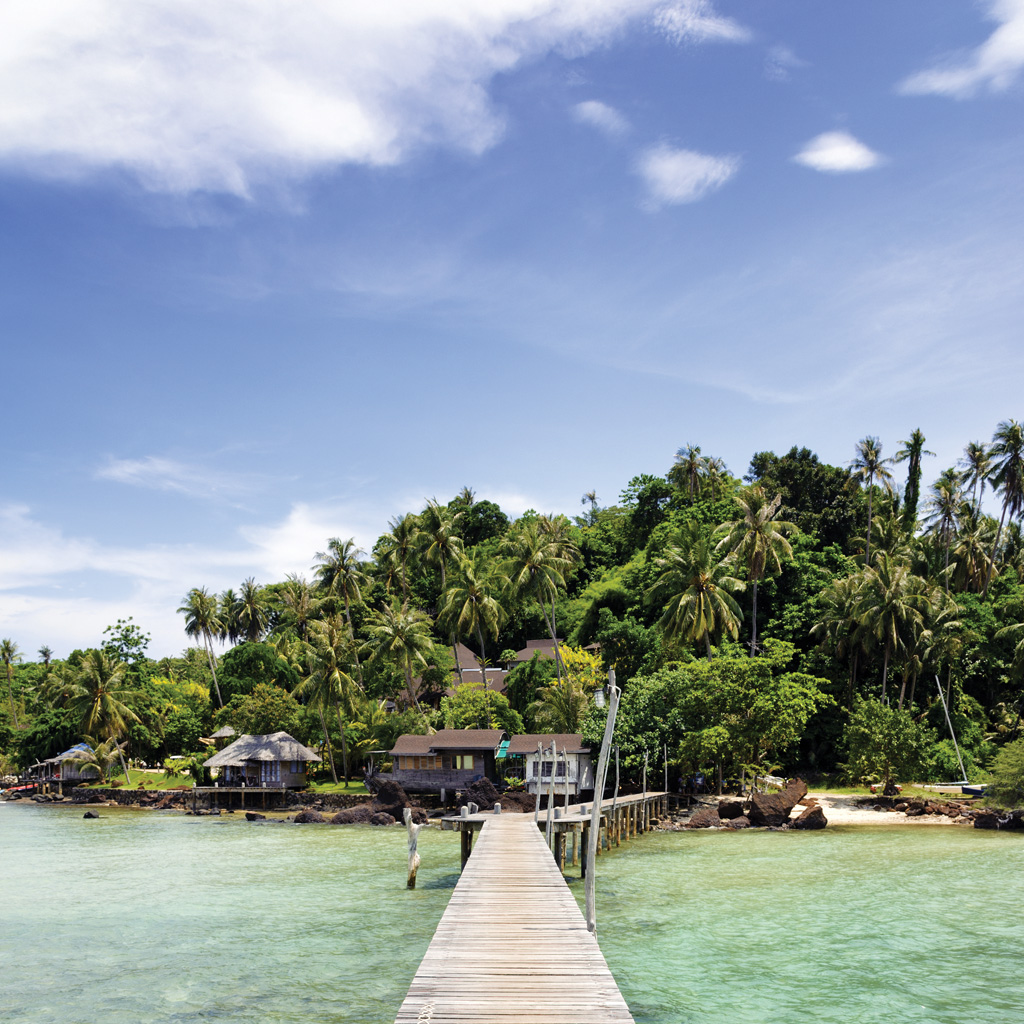 Koh Mak - Photo by 501room/Shutterstock