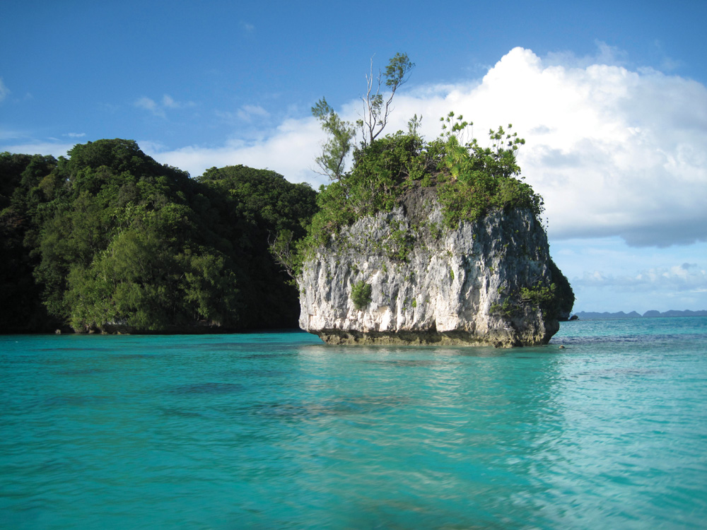 Around Palau - Photo by Bill O'Leary