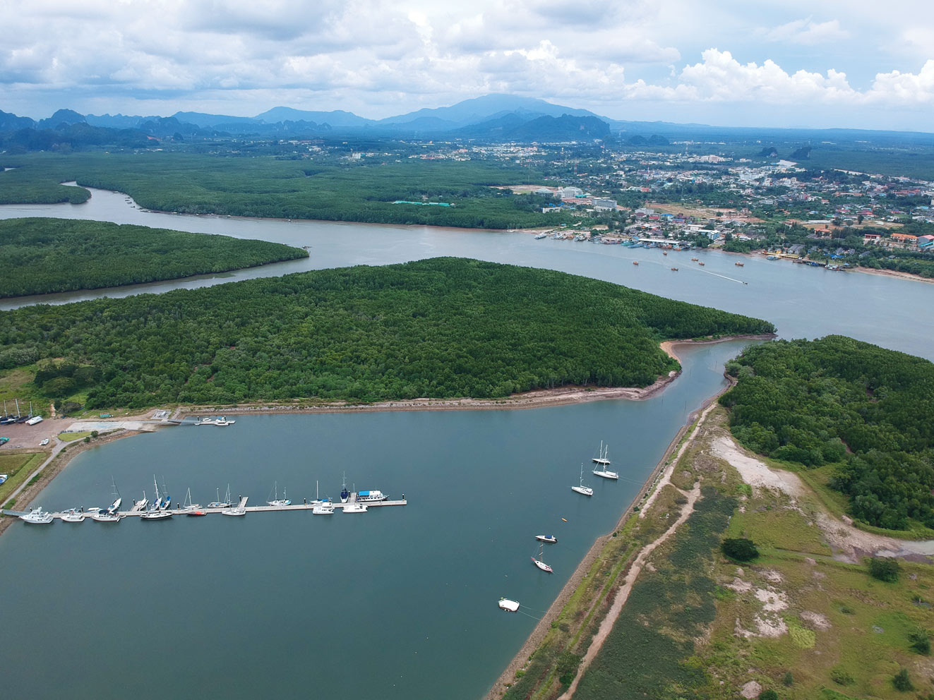Port Takola Yacht Marina