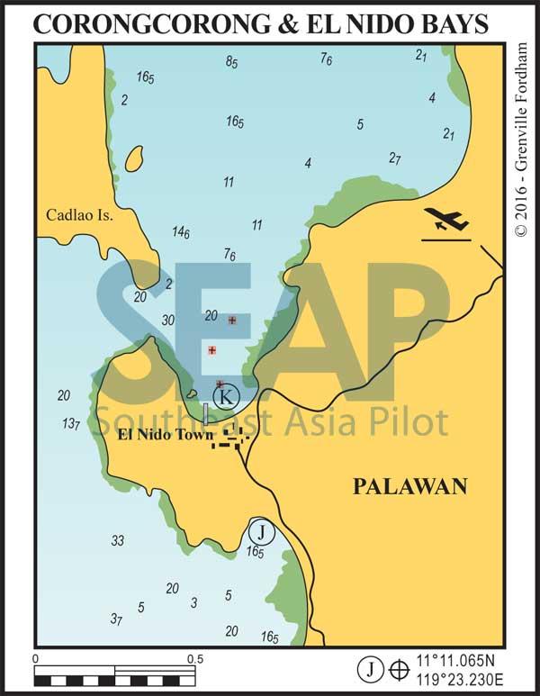 Corongcorong & El Nido Bays, Northwest Palawan