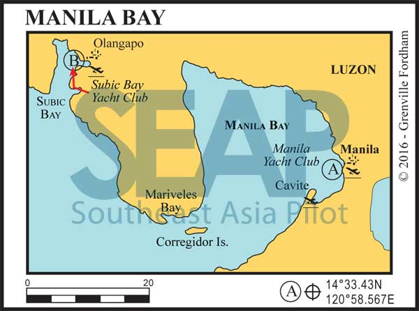 Manila Bay, The Philippines