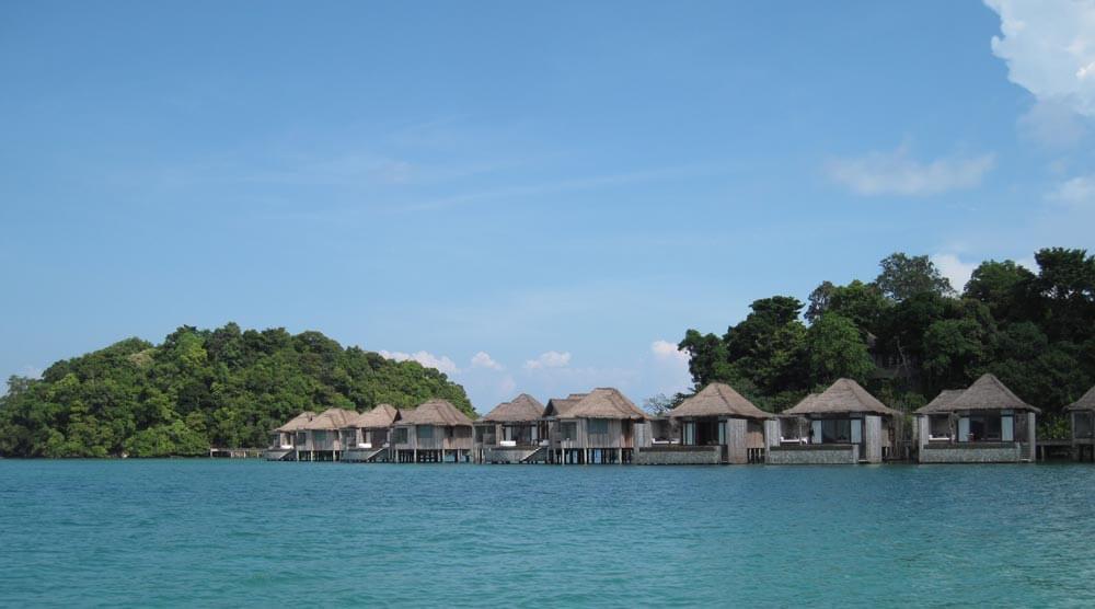 Private islands, Cambodia