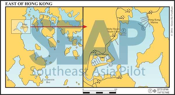 East of Hong Kong - Hebe Haven