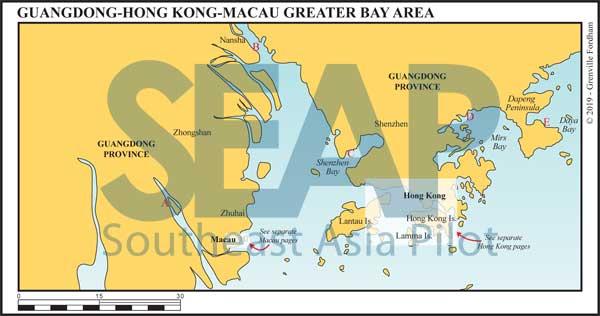 Guangdong-Hong Kong-Macau Greater Bay Area