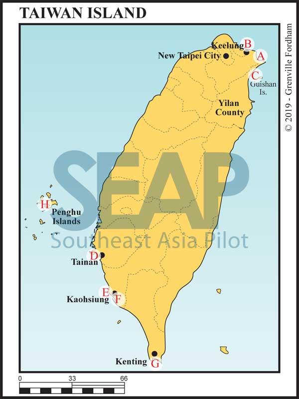 Taiwan Island