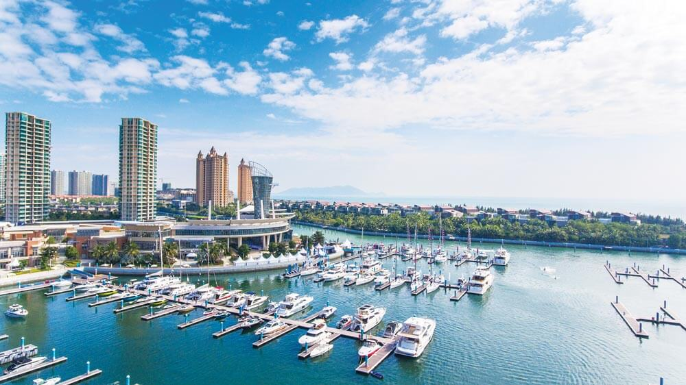 Agile Clearwater Bay Marina