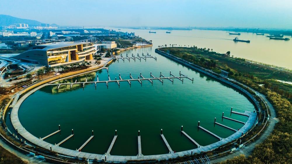 ONE°15-Marina, Zhongshan