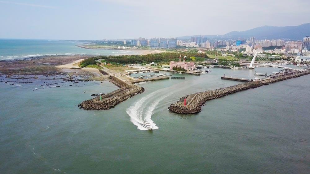 Taiwan Sailing
