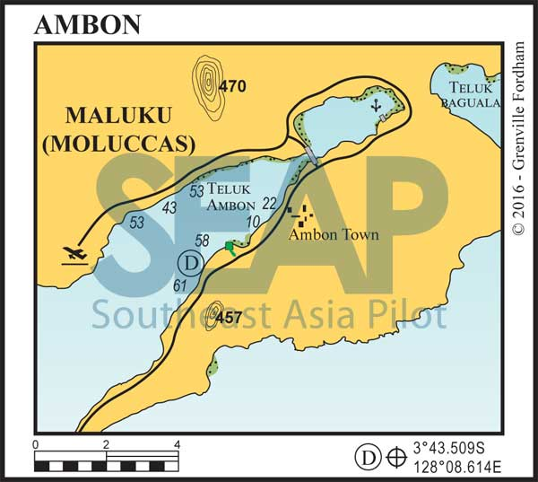Ambon: Gateway to Maluku (the Moluccas)