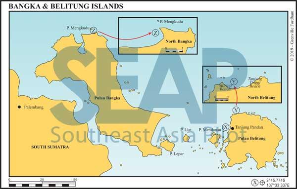 Pulau Belitung (Tanjung Pandan)