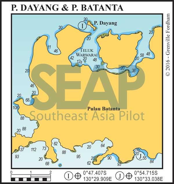 Pulau Dayang, Raja Ampat