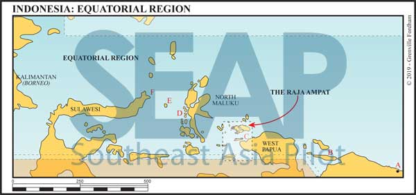 EQUATORIAL REGION, INDONESIA