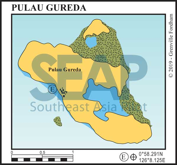 Pulau Gureda, Equatorial Region