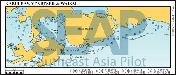 Kabui Bay, Yenbeseer & Waisai - Raja Ampat
