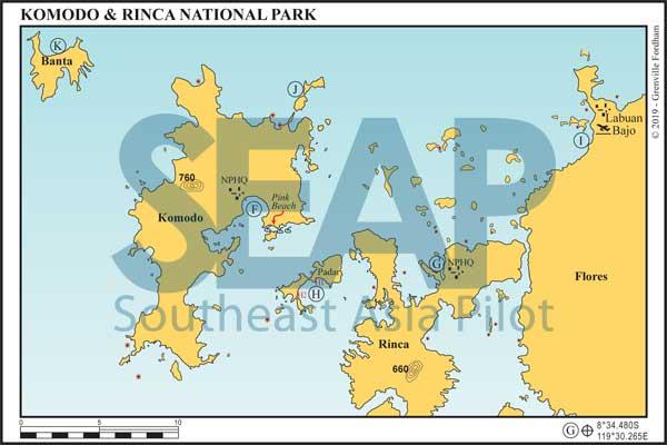 Komodo and Rinca National Park