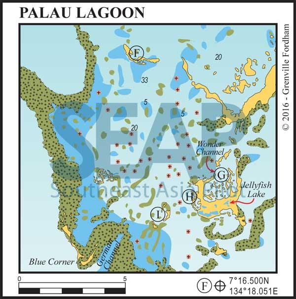 Palau Lagoon