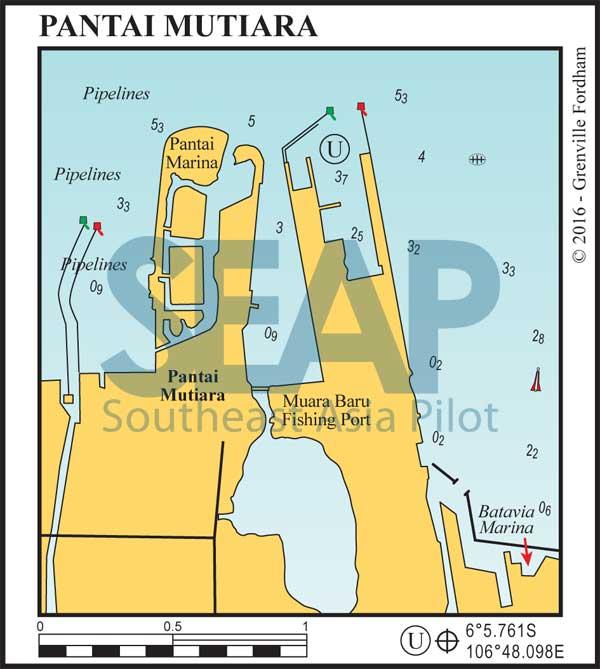 Pantai Mutiara & Pertamina (Phinisi) Basin