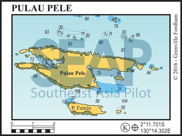 Pulau Pele, Raja Ampat