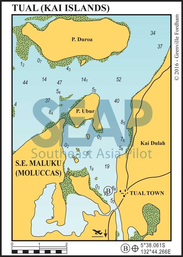 Tual, Kai Islands