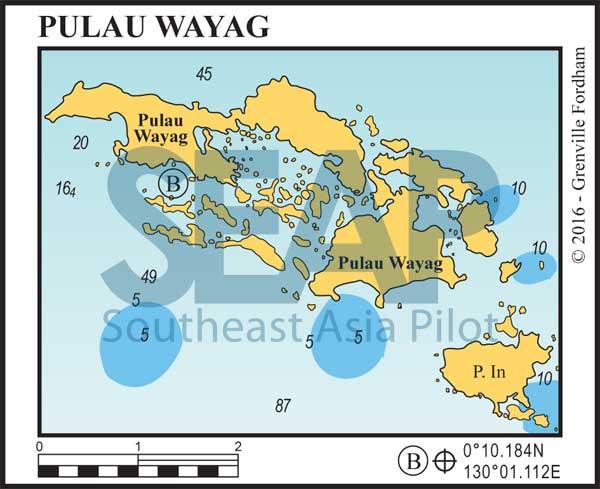 Pulau Wayag, Raja Ampat