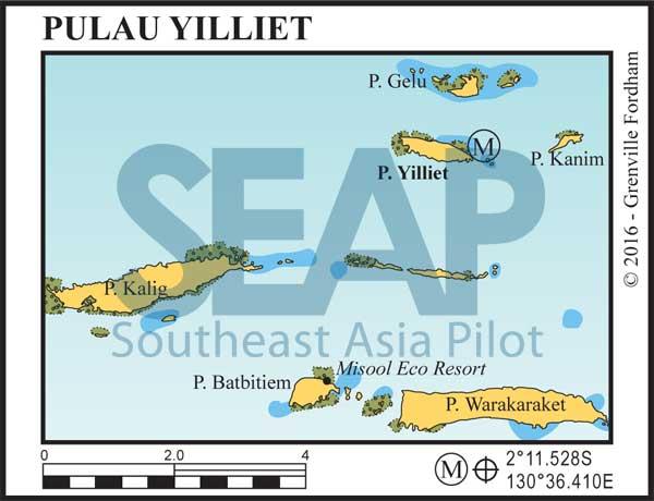Pulau Yilliet, Raja Ampat