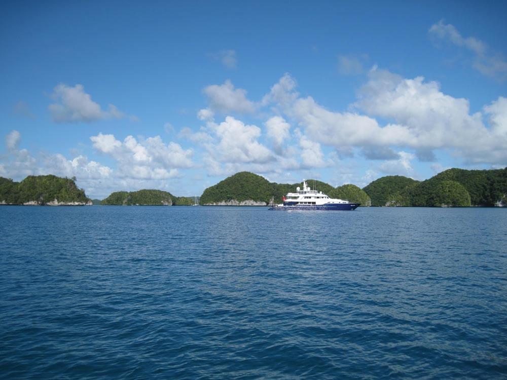 Malakal channel, Palau