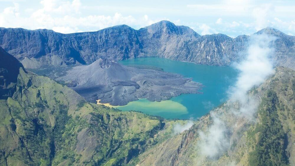Lombok's Mount Rinjani