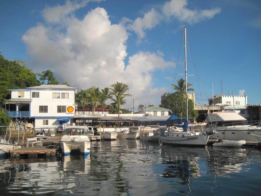 Sam's Place, Palau