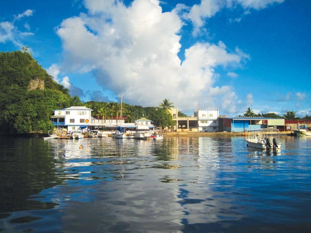 Belau Yacht Club