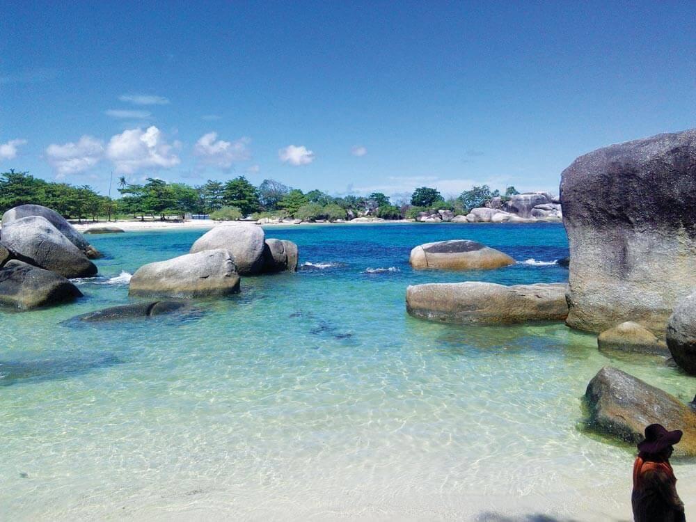Tanjung Tinggi Beach, Pulau Belitung