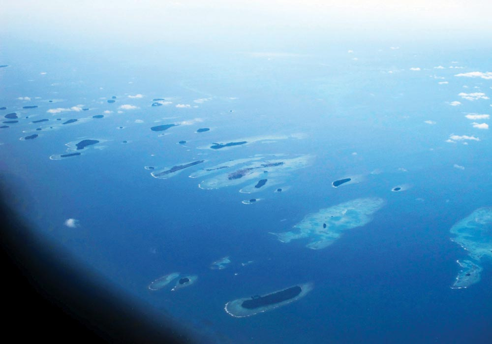 Indonesia's 'Thousand Islands'