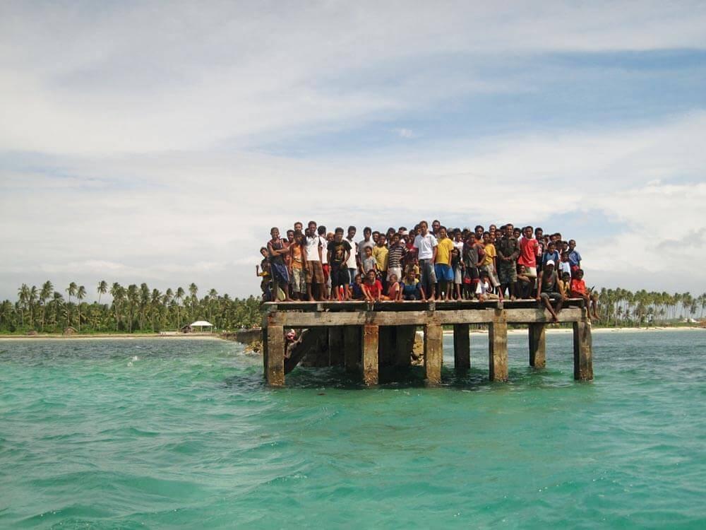 Warm welcome to Indonesia's Kai Islands