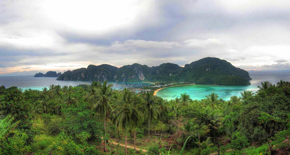 Koh Phi Phi Don | Photo by Taperwever/commons.wikimedia.org
