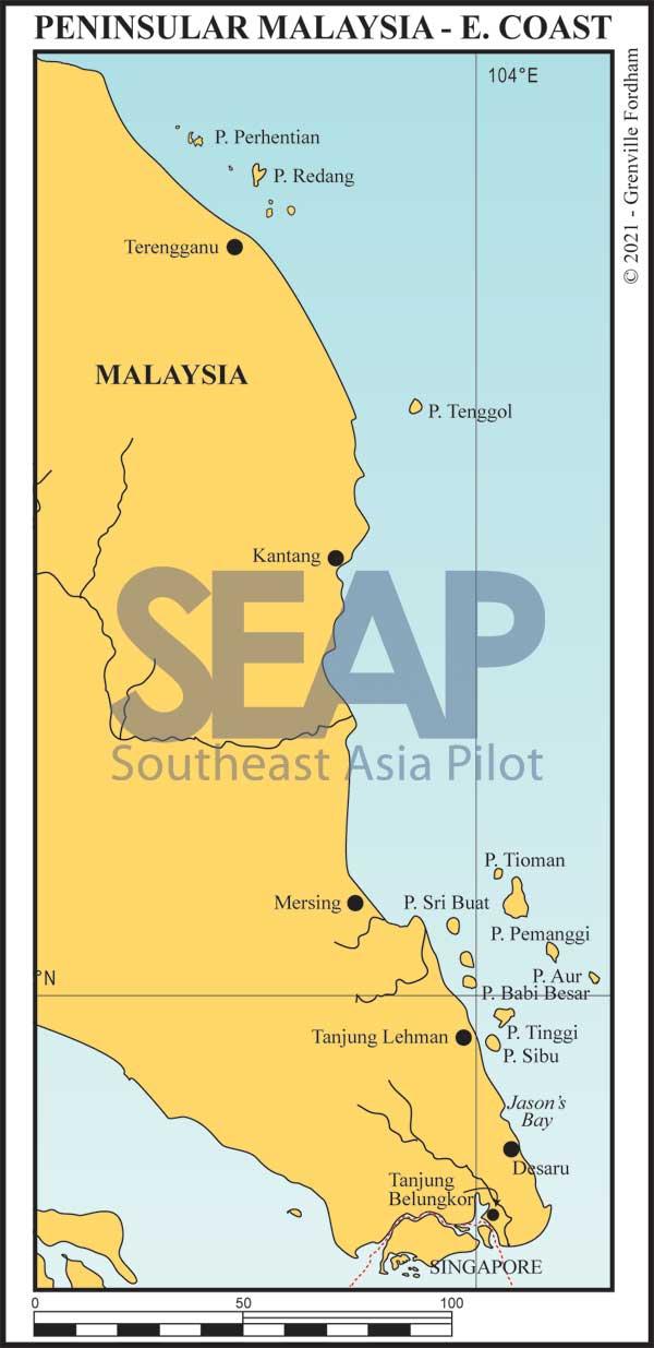 Peninsular Malaysia, East Coast