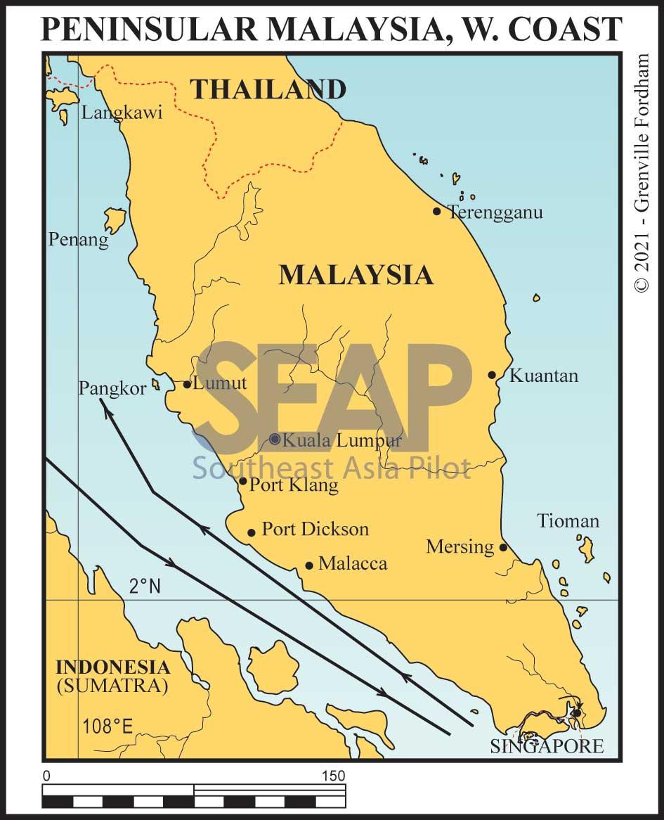 West Malaysia west coast