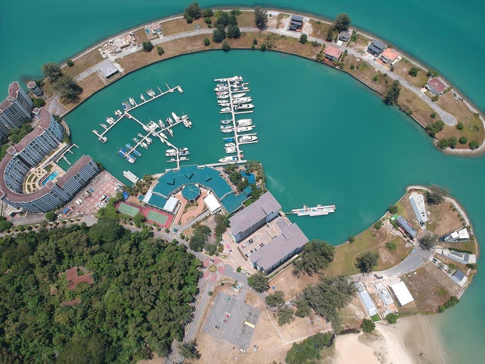 Admiral Marina at Port Dickson