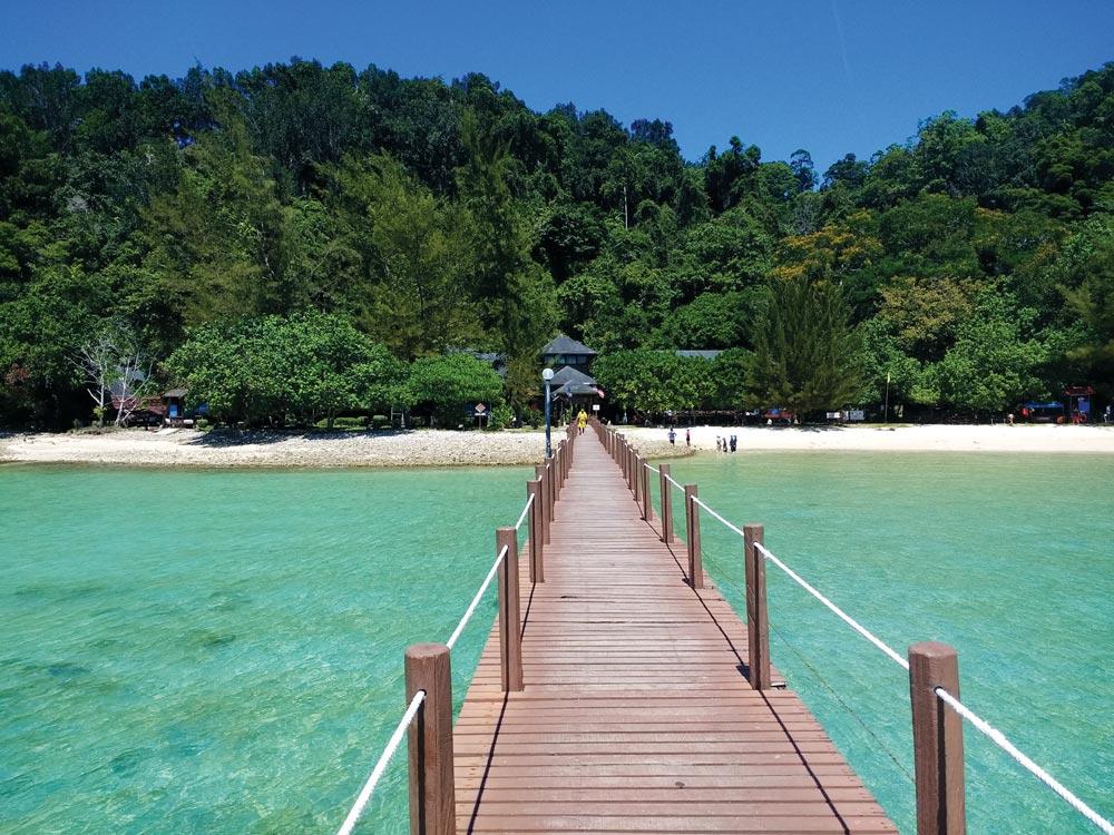 Pulau Gaya (North)