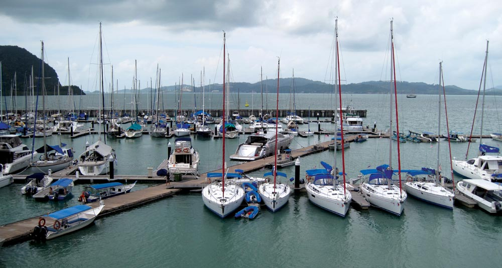 Royal Langkawi Yacht Club in Bass Harbour