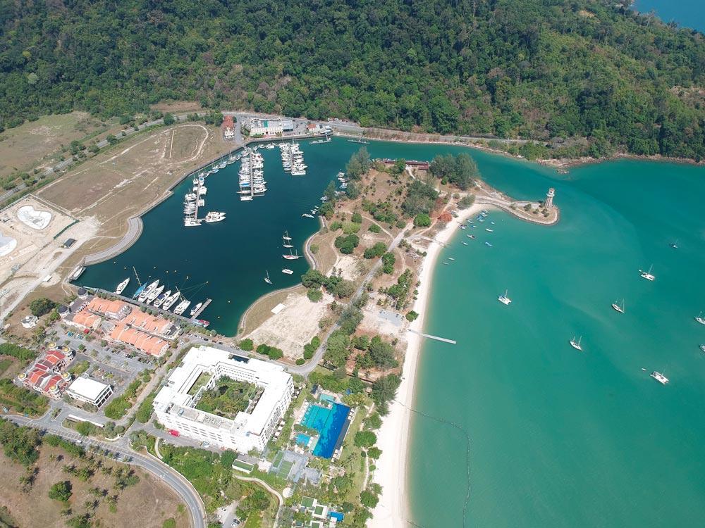 Telaga Harbour, Langkawi