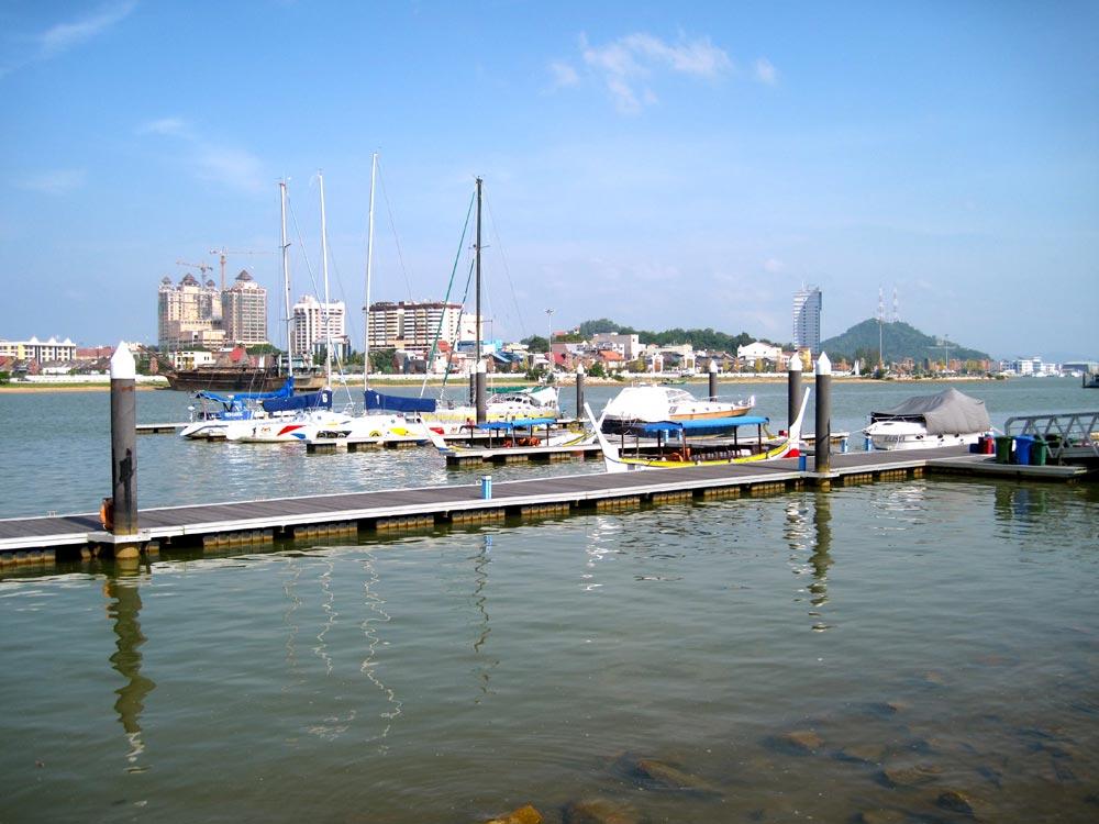 Terengganu Marina, Malaysia