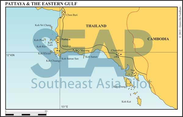 Pattaya & the Eastern Gulf