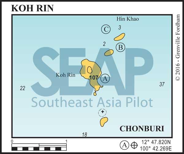 Koh Rin and Hin Khao